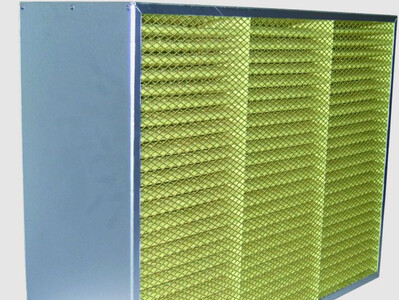Cleanroom ceiling / tool filters: INX/PCF-series