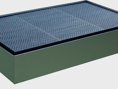 Cleanroom ceiling / tool filters: ICF/PCF-series