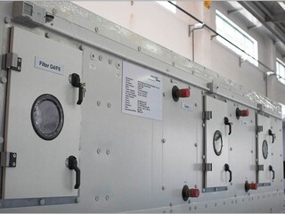 Recirculation Air Handling Unit