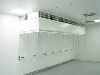 Flexible Laminar Airflow (LAF) Units